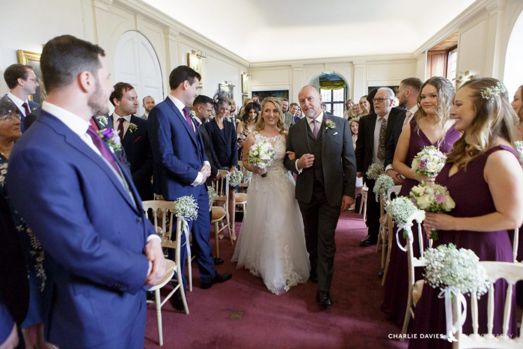 Port Lympne Hotel Wedding